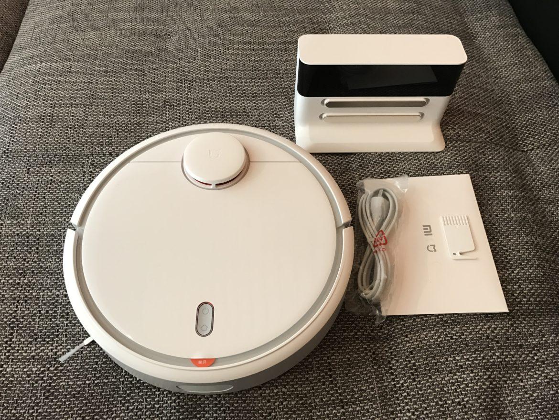 Xiaomi Mi Robot Vacuum Saugroboter V1 Im Test
