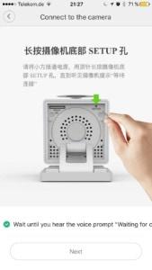 Xiaomi Xiaofang - Full HD Überwachungskamera 12