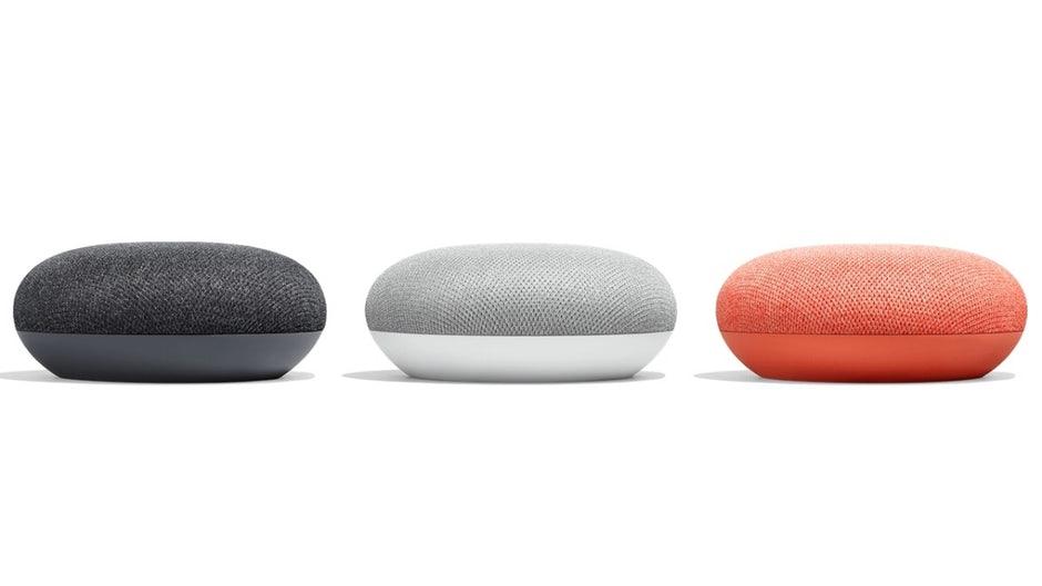 Der Google Home Mini im Test 3