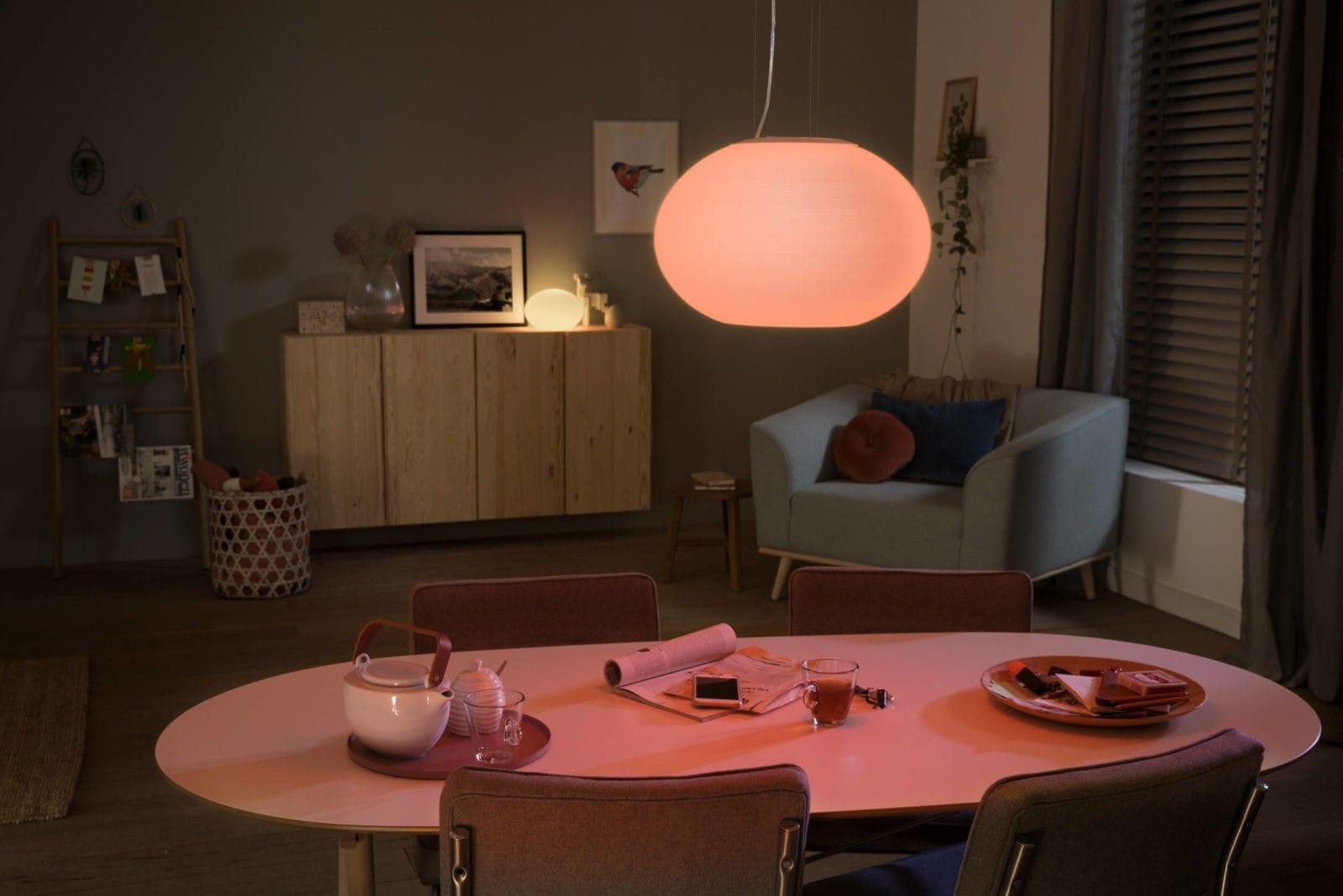 neue produkte von philips hue ab sofort verf gbar. Black Bedroom Furniture Sets. Home Design Ideas