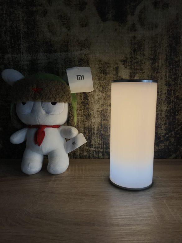 Die Utorch YL304B Nachtlampe mit Gestensteuerung im Test 4