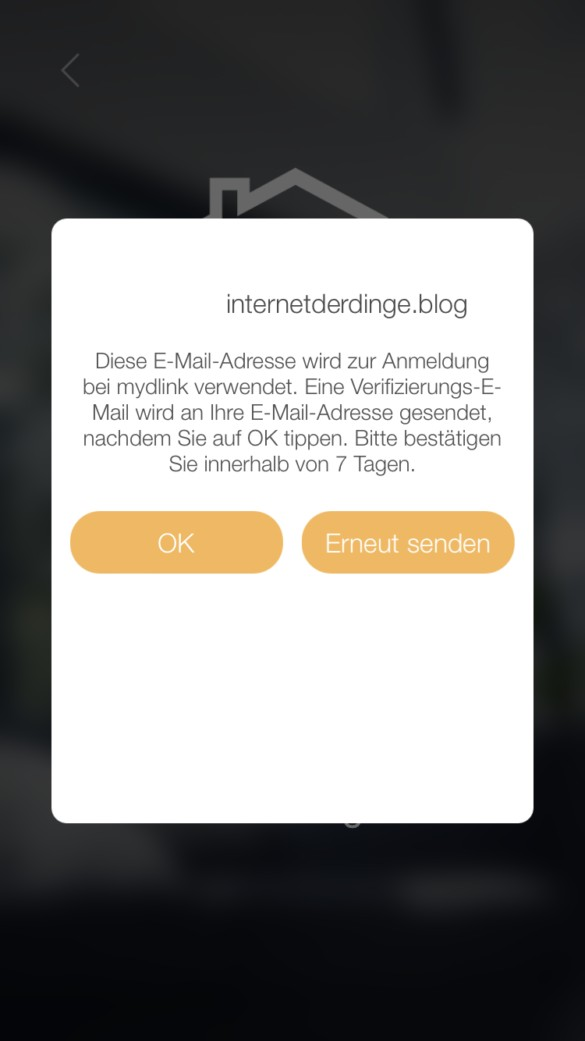 mydlink App 4