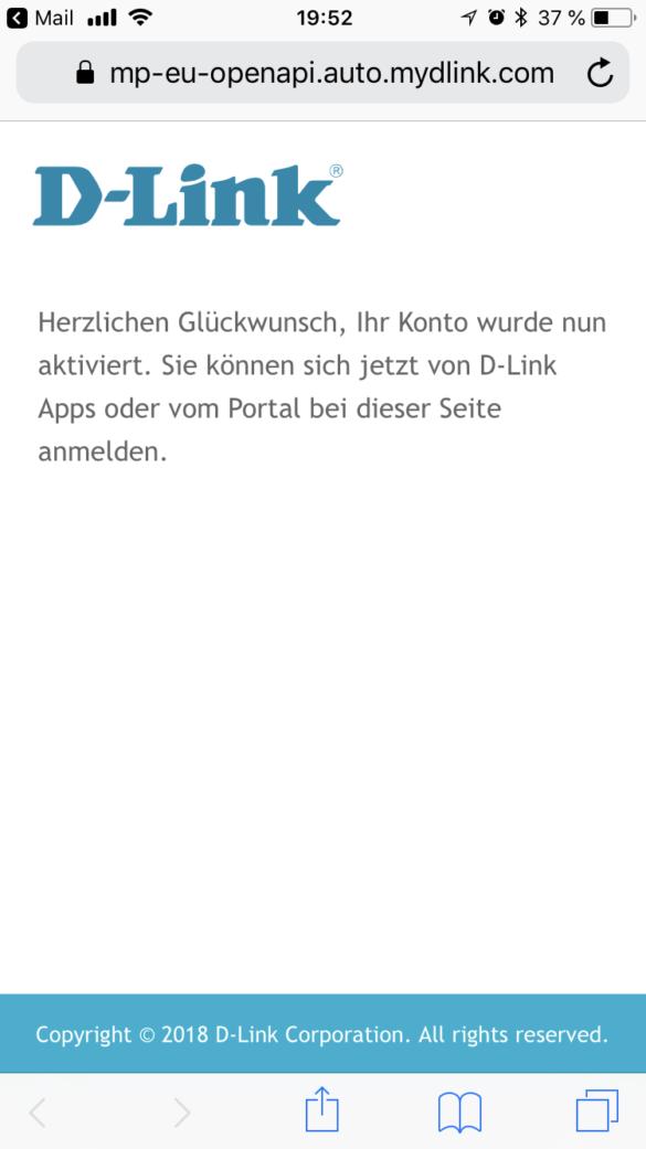 mydlink App 5