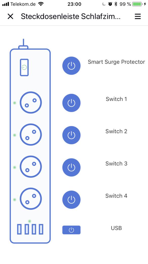 Meross MSS425F – Smarte Steckdosenleiste im Test 16