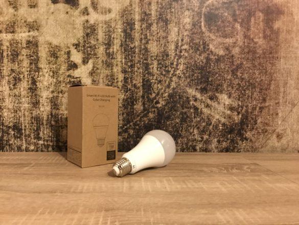 Meross MSL120EU - Smarte Glühbirne im Test 47