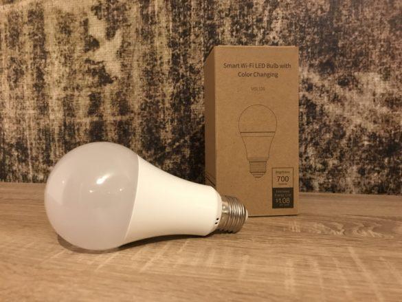 Meross MSL120EU - Smarte Glühbirne im Test 48