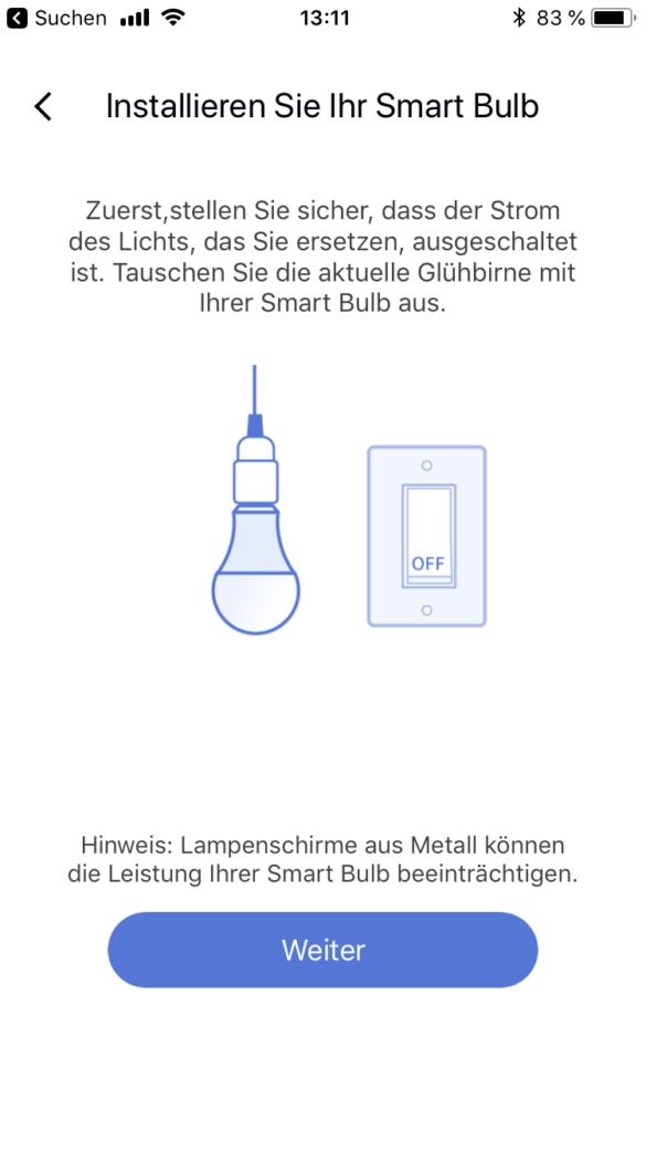 Meross MSL120EU - Smarte Glühbirne im Test 8
