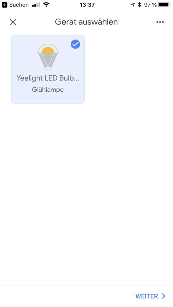 Yeelight Smart LED Filament Bulb - Smarte Vintage Glühbirne im Test 31
