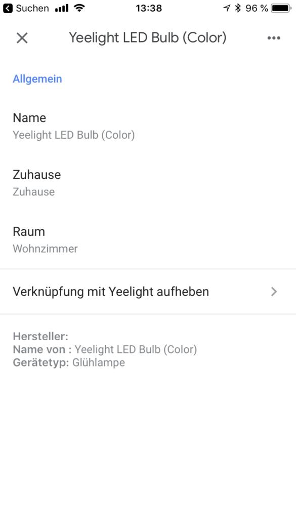 Yeelight Smart LED Filament Bulb - Smarte Vintage Glühbirne im Test 36