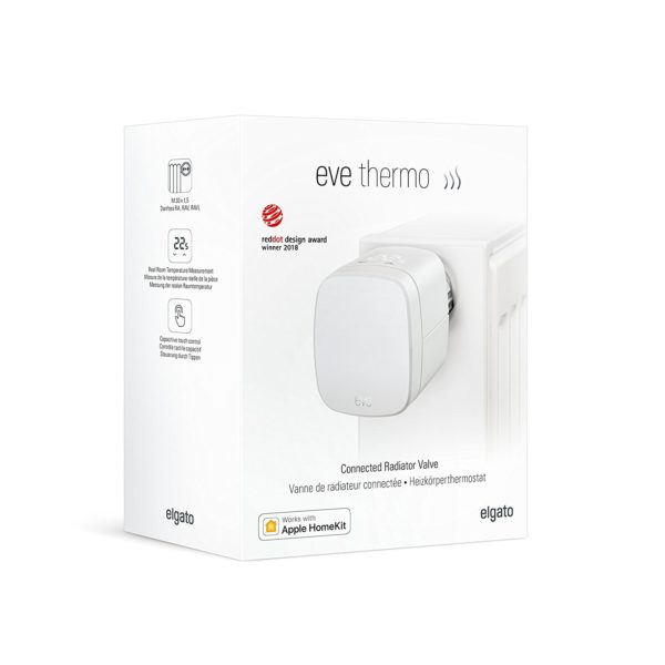 Eve Thermo Smartes Heizkörperthermostat 4