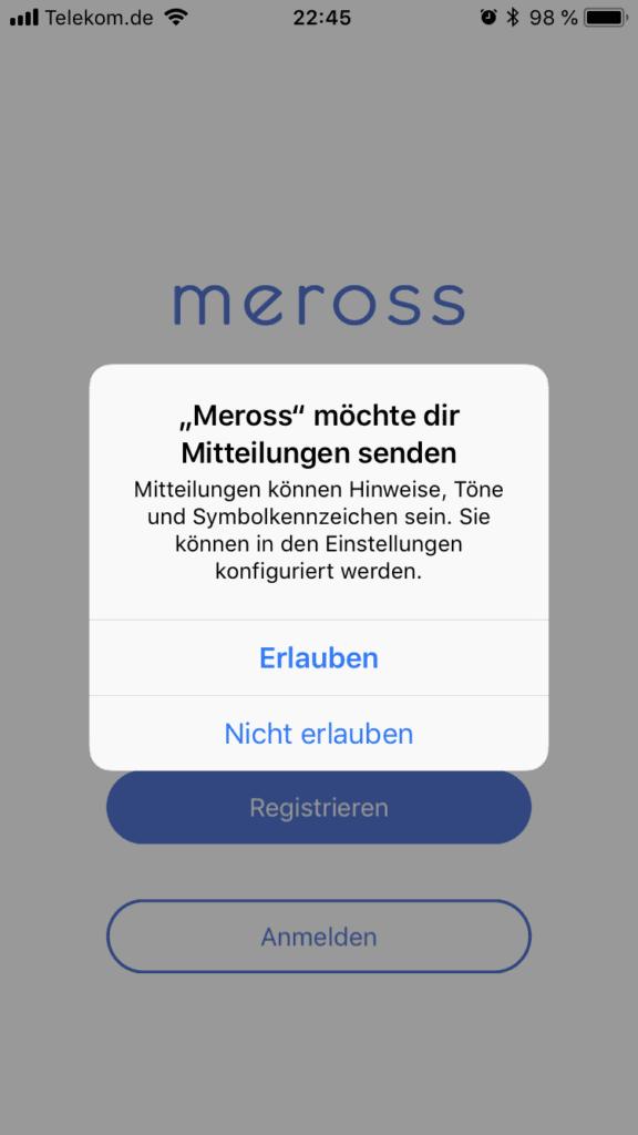 Die smarte Outdoor Steckdose mit Apple HomeKit von Meross im Test 4