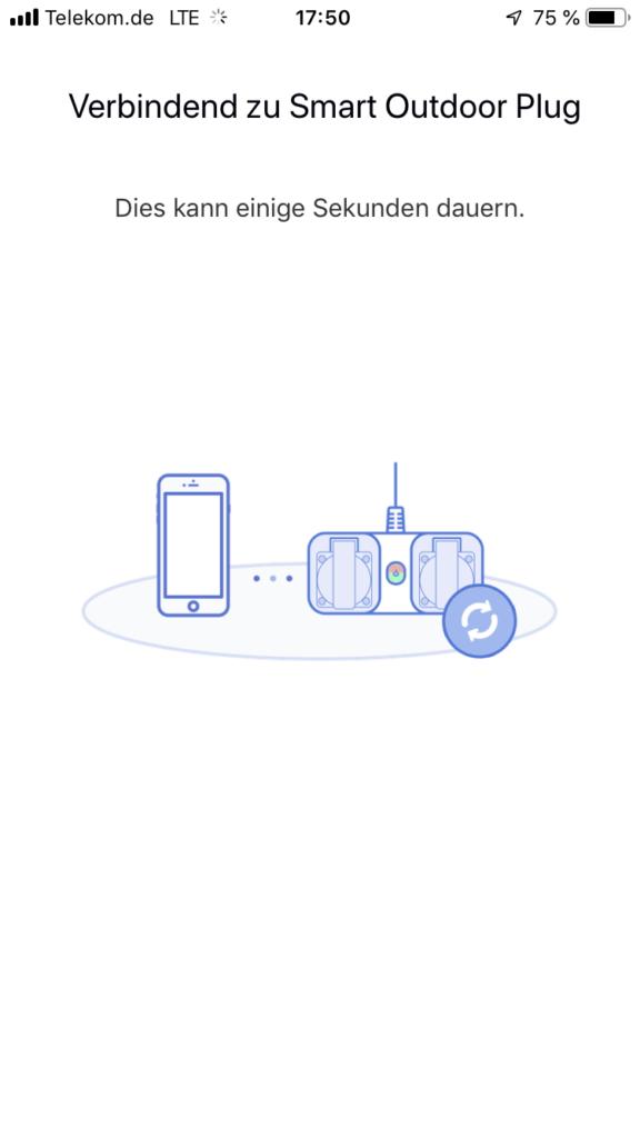Die smarte Outdoor Steckdose mit Apple HomeKit von Meross im Test 11