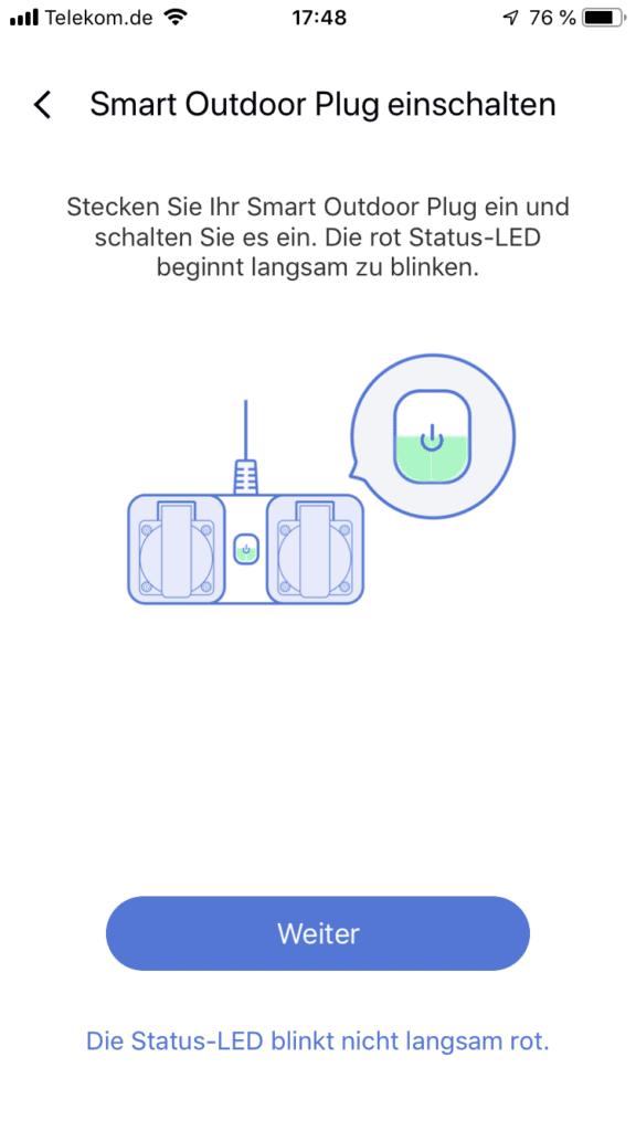 Die smarte Outdoor Steckdose mit Apple HomeKit von Meross im Test 7