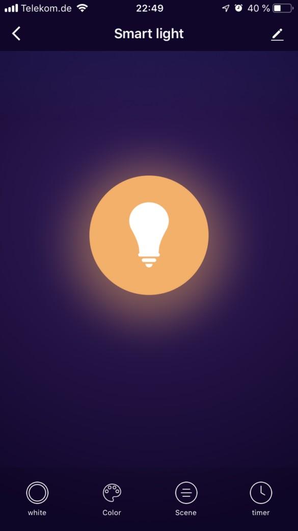 LOHAS GU10 - Smarte Glühbirne im Test 18