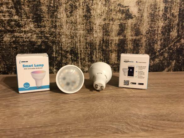 LOHAS GU10 -  Smarte Glühbirne im Test 36
