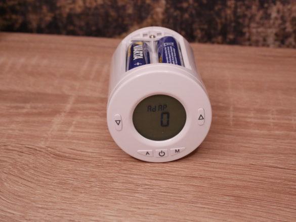 Meross-Batteriefach