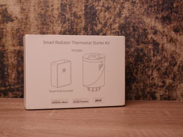 Meross MTS100H – WLAN Heizkörperthermostat im Test 1