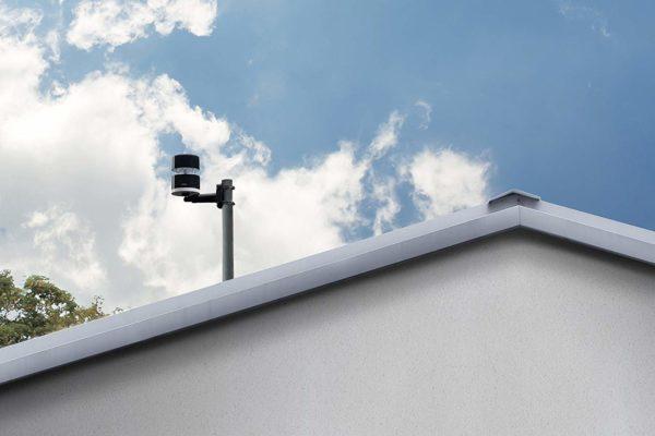Windmesser für die Netatmo Wetterstation 2