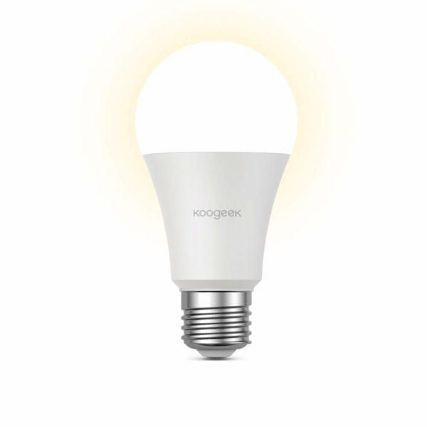 Koogeek-E27-Smarte-Gluehbirne