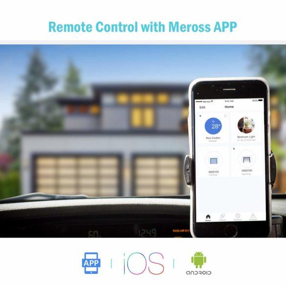 Meross MSG100EU - Smarter Garagentoröffner im Angebot 2