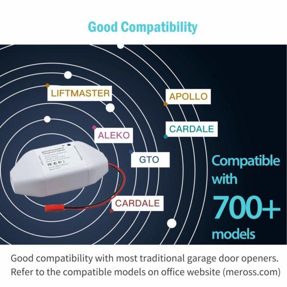 Meross MSG100EU - Smarter Garagentoröffner im Angebot 1
