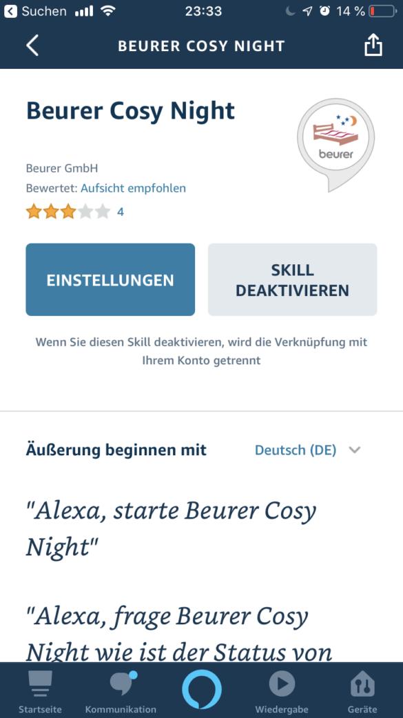 Beurer Komfort-Wärmeunterbett UB 190 CosyNight im Test 15