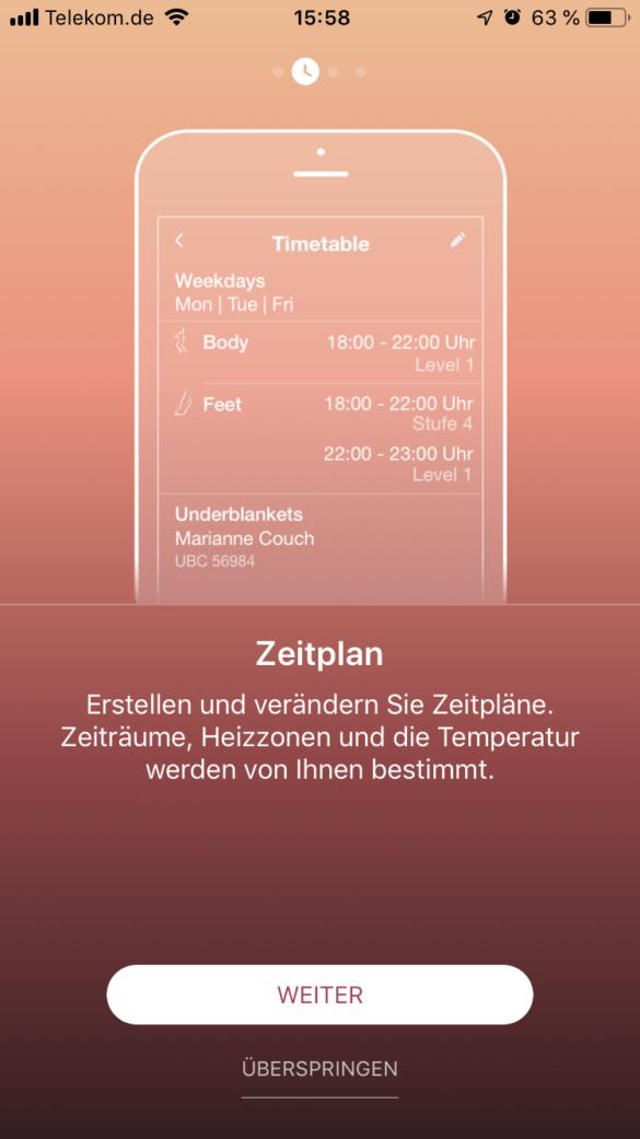 Beurer Komfort-Wärmeunterbett UB 190 CosyNight im Test 3