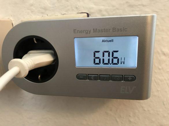 Beurer-Energieverbrauch-2