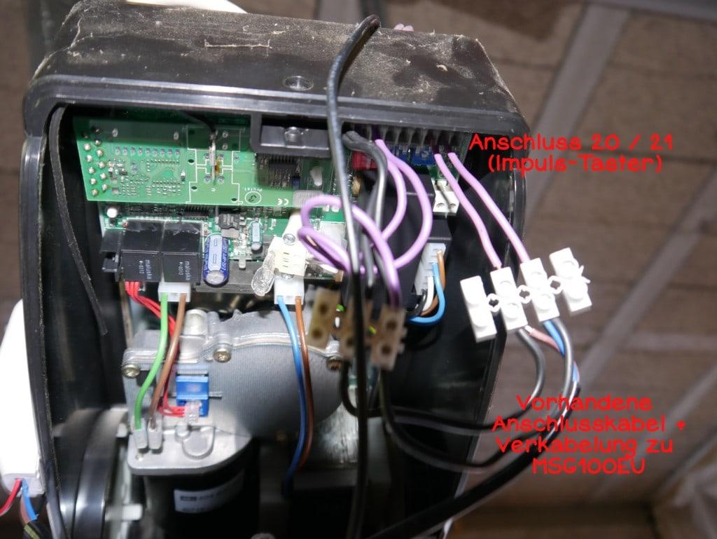 Meross MSG100HK - Der smarte Garagentoröffner mit HomeKit im Test 6