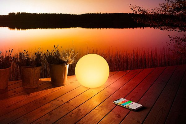 Eve Flare - Portable smarte LED-Leuchte 2