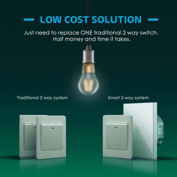 Meross MSS550LEU - Smarter 2-Wege Schalter im Angebot 2