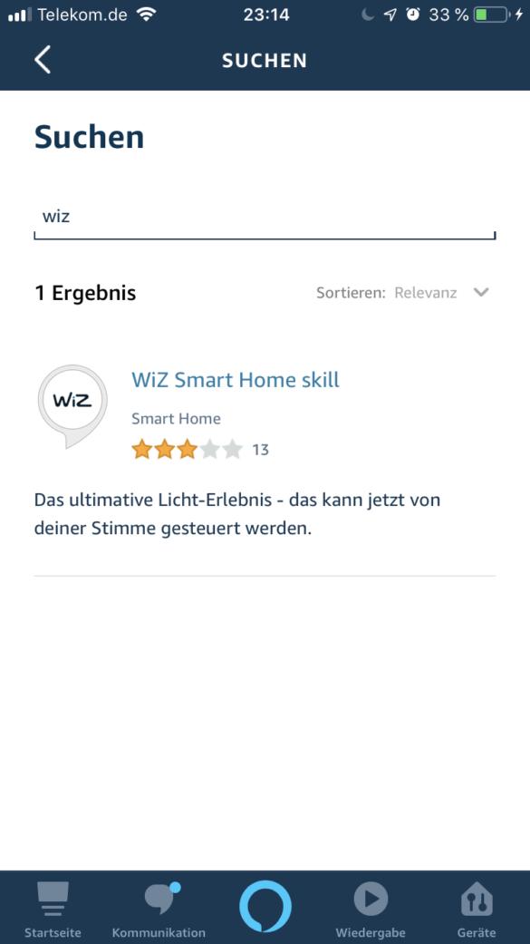 WiZ Colors Hero - Die smarte Tischlampe im Test 24