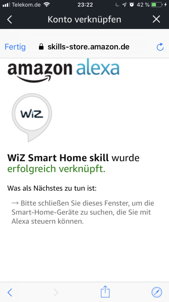 WiZ Colors Hero - Die smarte Tischlampe im Test 29