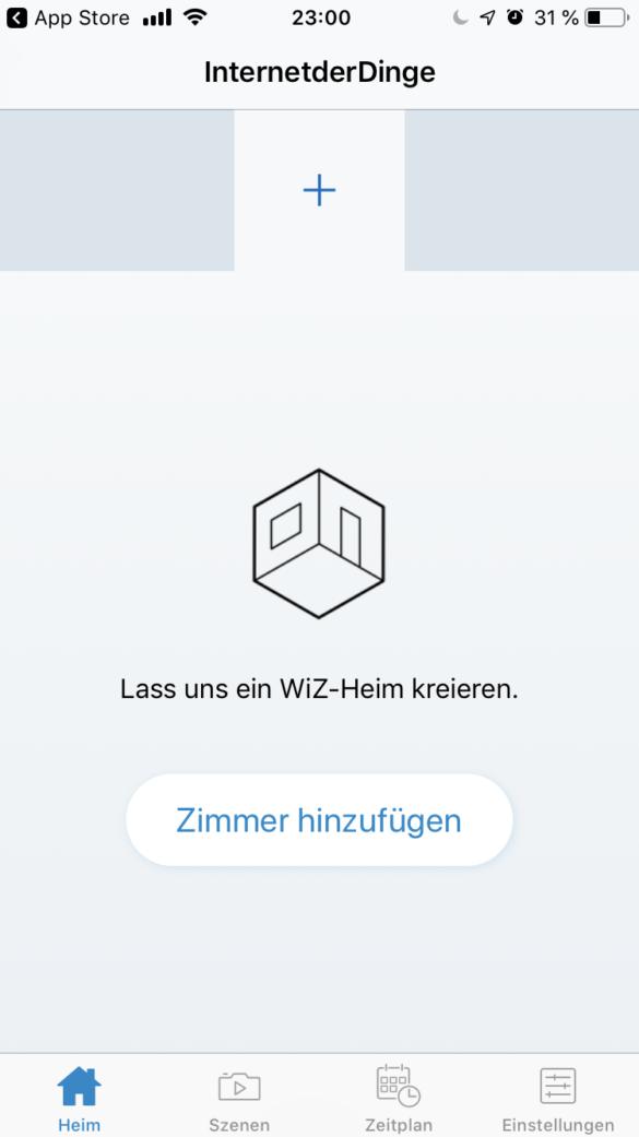 WiZ Colors Hero - Die smarte Tischlampe im Test 10