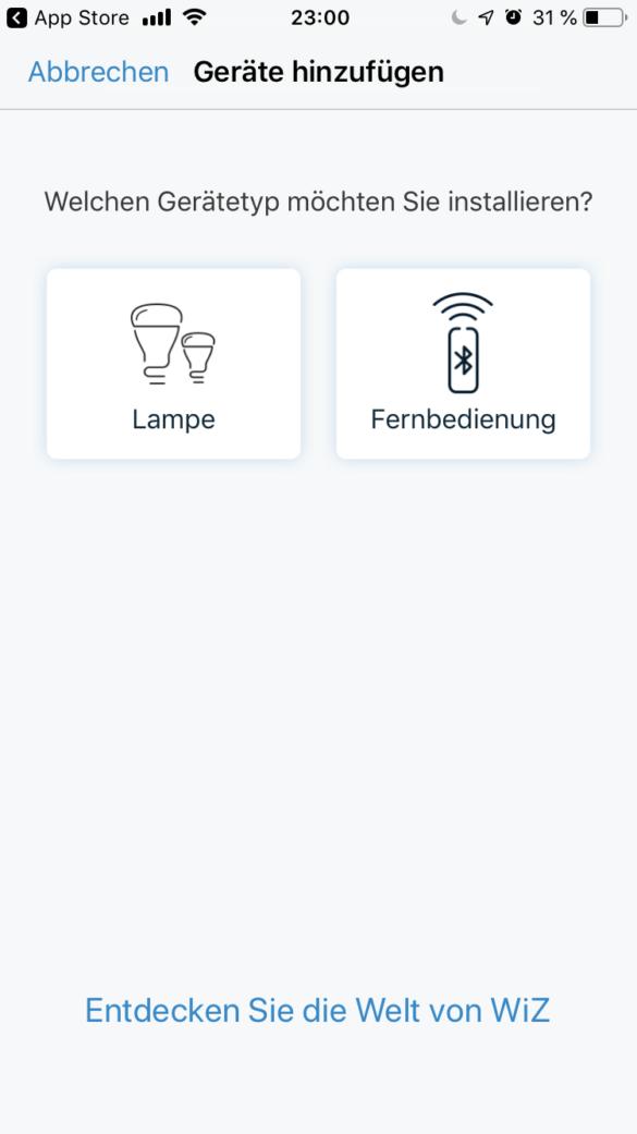WiZ Colors Hero - Die smarte Tischlampe im Test 14