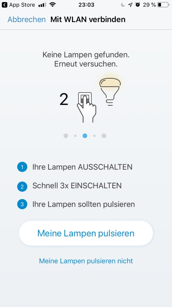 WiZ Colors Hero - Die smarte Tischlampe im Test 18