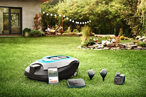 Smarter Garten
