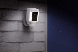 Smarte Überwachungskameras