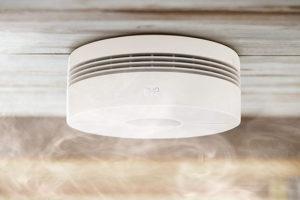 Smarte Rauchmelder