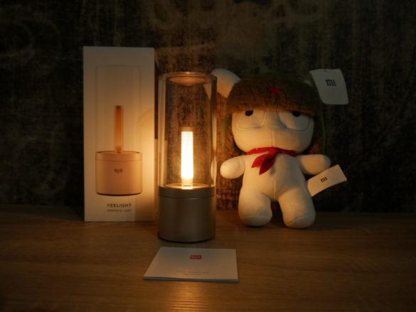 Yeelight Candela - Smartes Kerzenlicht im Test 6