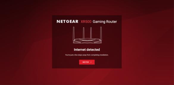 Der Netgear Nighthawk XR500 Router im Test 8