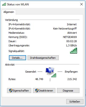 Der Netgear Nighthawk XR500 Router im Test 17