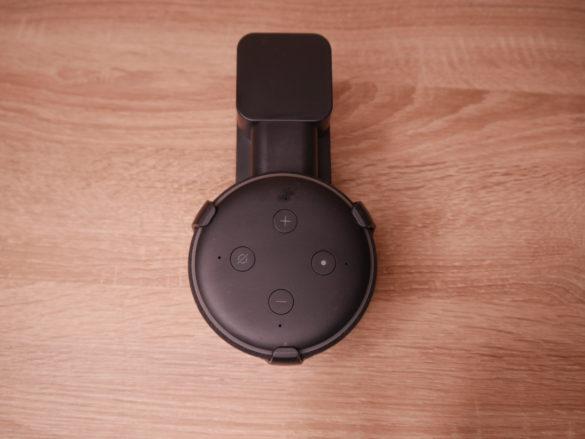SPORTLINK Wandhalterung – Die optimale Halterung für den Echo Dot 3 im Test