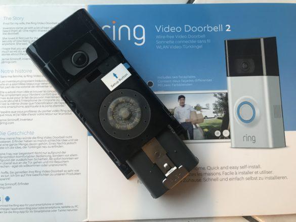 Ring Video Doorbell 2 - Die Videotürklingel von Ring im Test 14