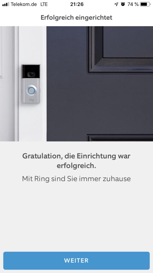 Ring Video Doorbell 2 - Die Videotürklingel von Ring im Test 21