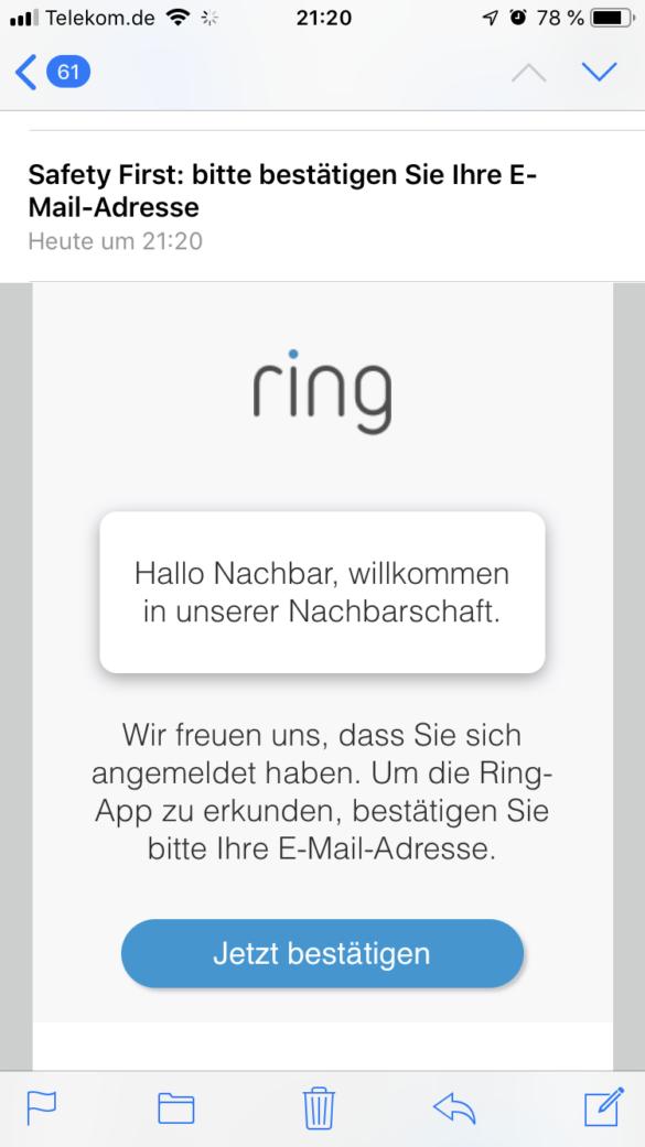 Ring Video Doorbell 2 - Die Videotürklingel von Ring im Test 5