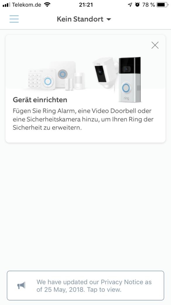 Ring Video Doorbell 2 - Die Videotürklingel von Ring im Test 7