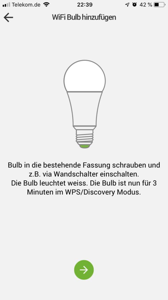 myStrom WiFi Bulb - Smarte WLAN-Glühbirne im Test 11