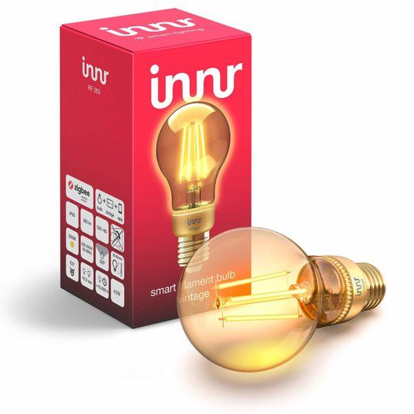 Innr-E27-Vintage-Gluebirne