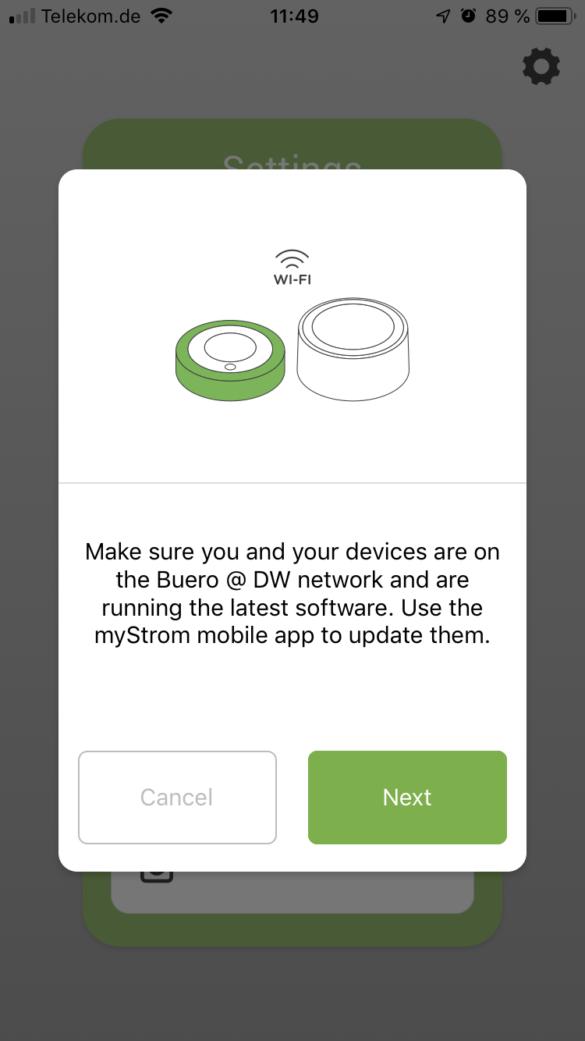 myStrom WiFi Button & WiFi Button Plus - Die kluge Knöpfchen im Test 27